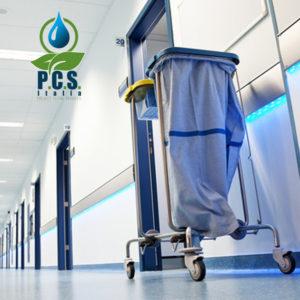 pulizia e sanificazione ambienti ospedali